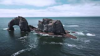 Видео природа dron фото