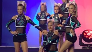Cheer Extreme Kernersville Lady Lilies  ~ Summit 2017
