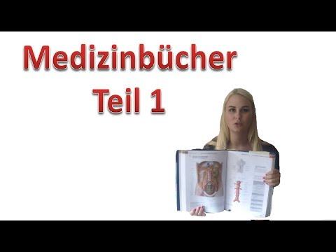 Die BESTEN Medizin-Bücher!