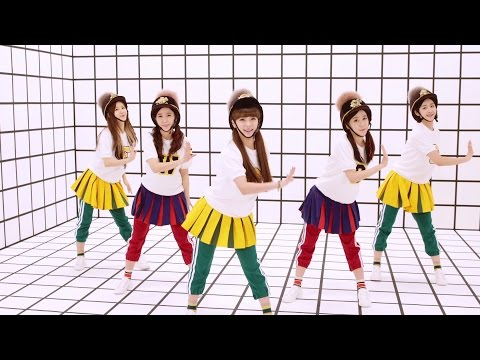 Crayon Pop - Ra Ri Ru Re
