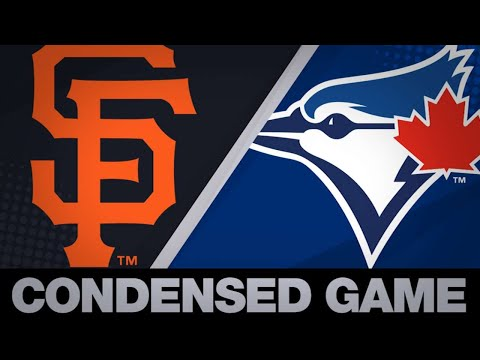 Condensed Game: SF@TOR - 4/23/19