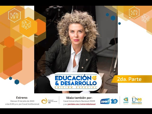 Educación y Desarrollo Especial con Margarita Rosa de Francisco - Parte 2