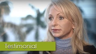 Lisa Speaks of her Forehead Lift and Upper Eyelid Lift with Dr. Clevens