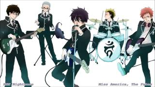 Nightcore - Miss America (original by The Fates)