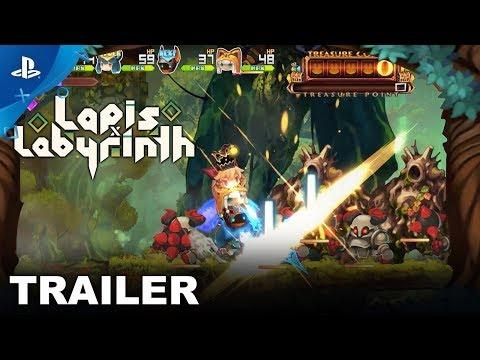 Lapis x Labyrinth - Steps to Success   PS4 thumbnail