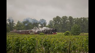preview picture of video 'Two steam tours from two Sussex towns...Saturday 5th July 2014'