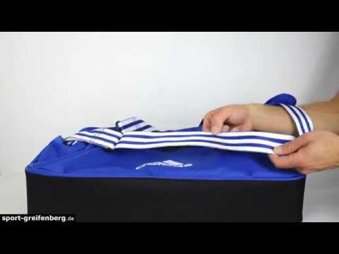 Adidas Tiro 15 Teambag mit Bodenfach