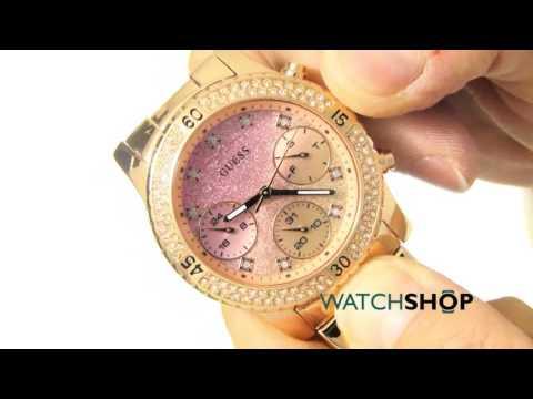 Guess Ladies' Confetti Watch (W0774L3)