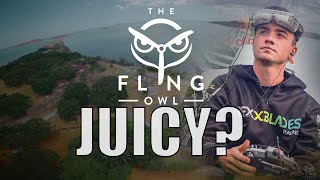 Does look Juicy ? My very first Tryout Jhonny Fpv Flow | Freestyle Fpv Drone