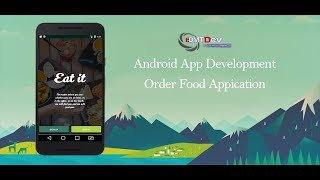 Android Studio Tutorial   Order Foods Part 1 ( SignUp , SignIn And Welcome Screen)
