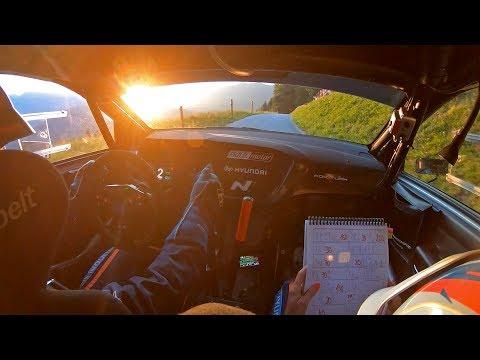 6. Rally Železniki 2019 | SS 1 Dražgoše sprint | Rok Turk - Blanka Kacin (Hyundai i20 R5)
