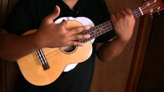 Uke Minutes 100 - How to Play the Ukulele in 5 min (Level 1)