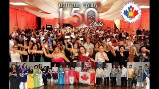 PCCF CELEBRATED CANADA'S 150th WITH A GALA