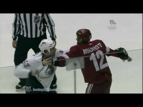 Paul Bissonnette vs. Jason Strudwick