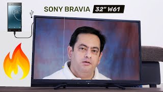"SONY Bravia 32"" W61 Smart TV - is this the best 32 inch Sony Smart TV?"