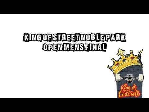 Noble Park King Of Street Mens Final 01.10.17