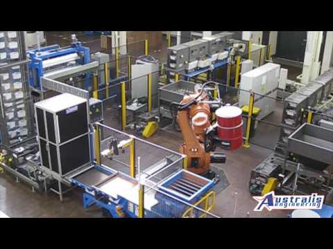 Australis Engineering Runs a Massive Production Operation