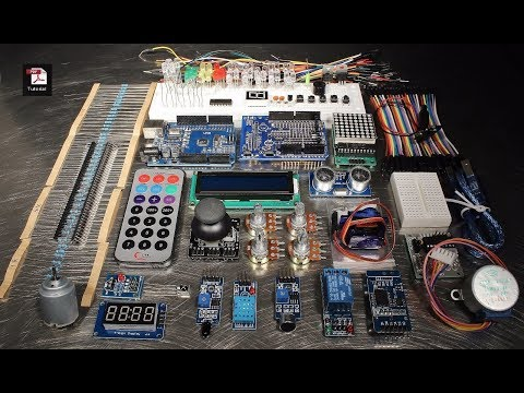 FULL KIT ARDUINO UNO