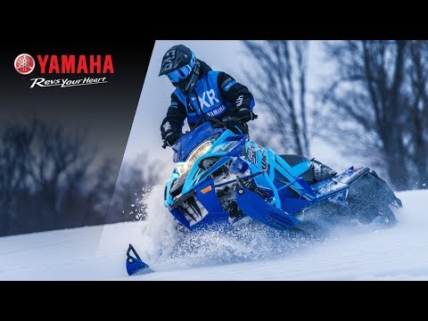 2020 Yamaha Sidewinder B-TX LE 153 in Dimondale, Michigan - Video 1