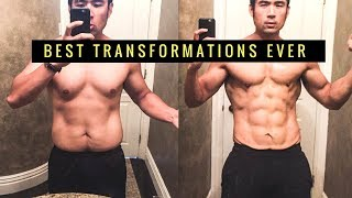 JUMP ROPE TRANSFORMATIONS (BEST EVER)