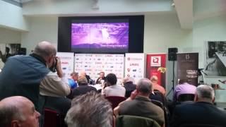 Dakar 2015 - Tisková konference Aleše Lopraise (2) - 20.01.2015