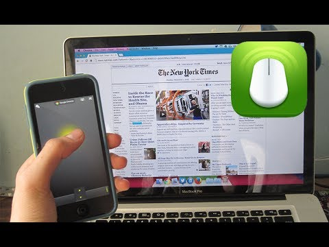 Mobile Mouse Pro iPhone App – Review and Giveaway!