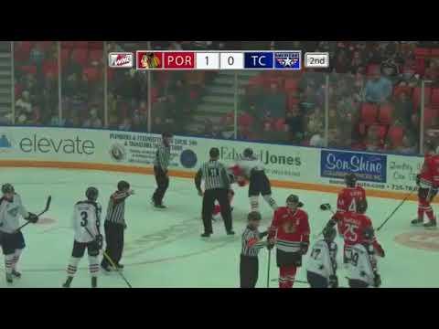 Riley Sawchuk vs. Reece Newkirk