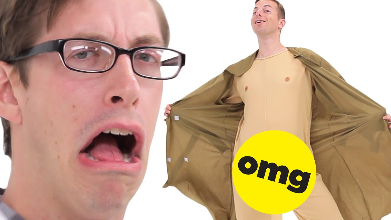 The Try Guys Try Perverted Halloween Costumes thumbnail