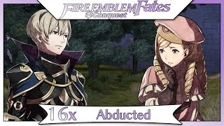Fire Emblem Fates Conquest - Part 23 | Paralogue 16 - Abducted! [Non-DLC English Walkthrough]