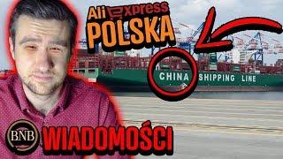 Zakupy z Chin BEZ CŁA! Polska PRZEGRAŁA z Chinami | WIADOMOŚCI