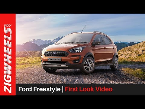Ford Freestyle | First Look Video | ZigWheels.com