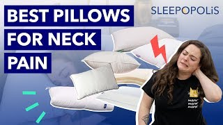 Best Pillows for Neck Pain 2020 - Top 7 Picks!
