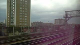 preview picture of video 'Catford Bridge to London Bridge (Shard), Train Journey'