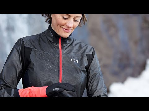 GORE® R5 Damen Partial GORE-TEX INFINIUM™ Soft Lined Shirt langarm