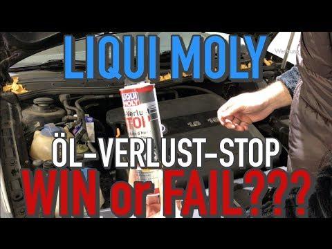 LIQUI MOLY 1005 ÖL-VERLUST-STOP WIN or FAIL? | KrisGarage