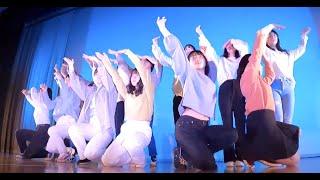 踊ってみた① ダンス同好会  ゴープロでもこんなに綺麗に撮れます!!GOPRO9による撮影 ① 佐賀女子 文化発表会