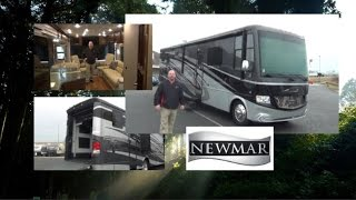 NEW 2016 Newmar Canyon Star 3921 | Toy Hauler | Mount Comfort RV