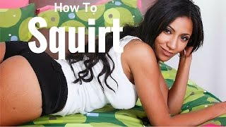 Sadie Santana XXX Talks  Squirting & Oral Sex