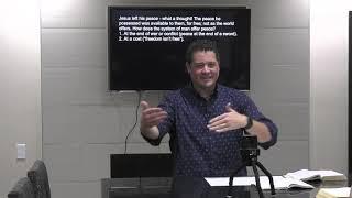 Studies in John - #93: His Peace
