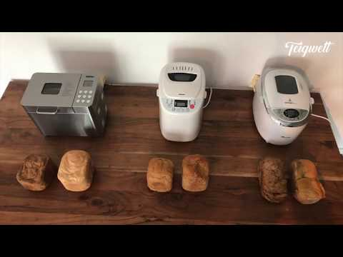 Brotbackautomaten Test