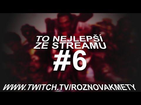 APEX LEGENDS - TO NEJLEPŠÍ ZE STREAMU #6 /twitch.tv/RoznovakMety