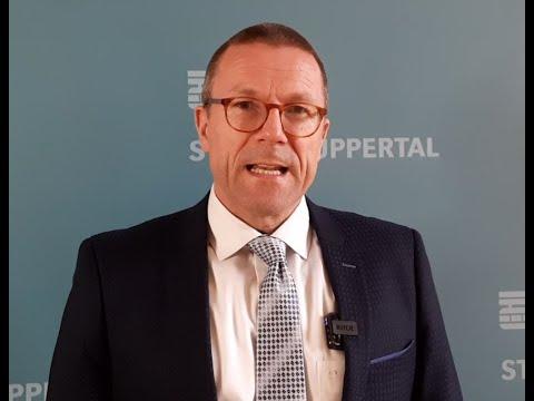 Oberbürgermeister Uwe Schneidewind zu den neuesten Corona-Entwicklungen in Wuppertal