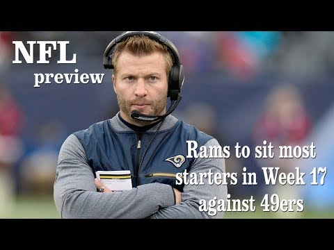 NFL Preview: Rams vs. 49ers in Week 17 | Los Angeles Times