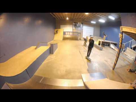 Alaska Anchorage skatepark Sk8AK montage