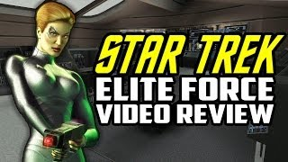 Retro Review - Star Trek: Voyager Elite Force PC Game Review