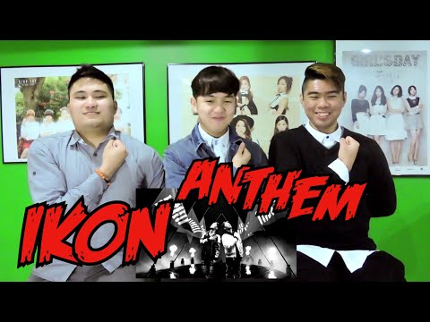 iKON - 이리오너라 (ANTHEM) MV REACTION (FUNNY FANBOYS)
