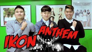 iKON - 이리오너라 (ANTHEM) MV REACTION (FUNNY FANBOYS)