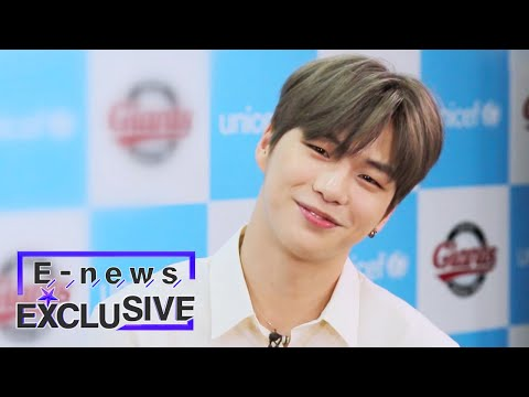 Exclusive Interview with Kang Daniel!!! [E-news Exclusive Ep 118]
