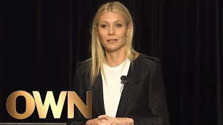 Gwyneth Paltrow's Candid Admission About Her Divorce from Chris Martin | Pearl xChange | OWN
