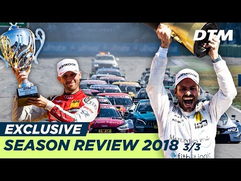 René Rast's historic catch up, Paffett claims Championship | DTM Season Review 3/3